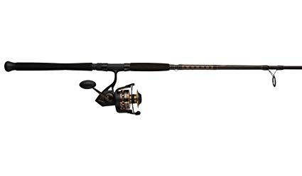 PENN Battle II Spinning Fishing Rod and Reel Combo review