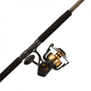 PENN Spinfisher V & VI Spinning Reel & Rod Combo review