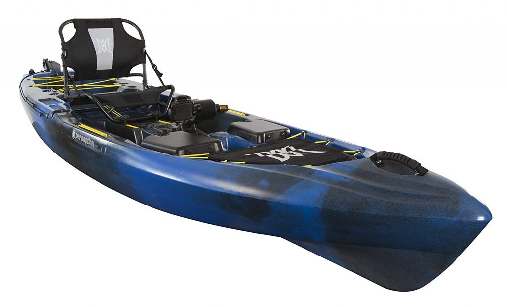 Perception Pescador Pilot Fishing Kayak With Pedal Drive review