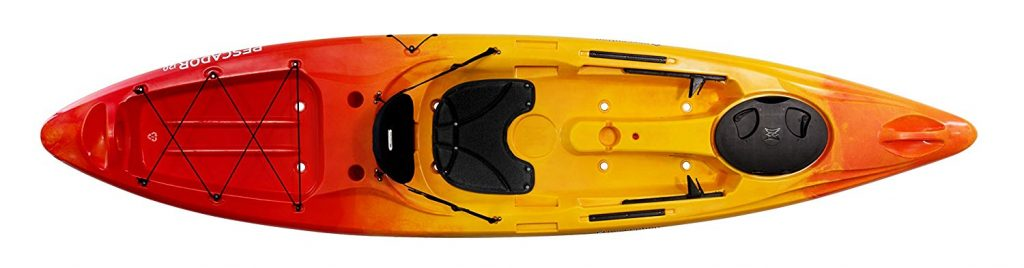 Perception Pescador Sit-On-Top Kayak review