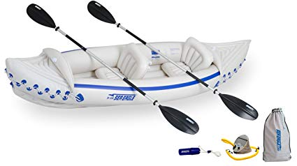 Sea Eagle 330 Sport Kayak review