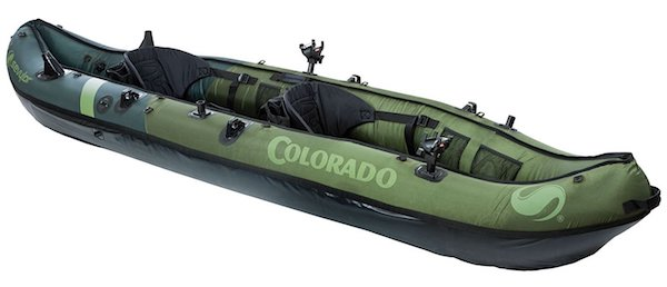 Sevylor Coleman Colorado - A Two Person Sit-On-Top Kayak review