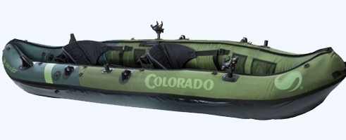 Sevylor Coleman Colorado 2-Person Fishing Kayak review
