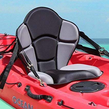Sit on top kayak seat