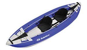 Solstice By Swimline Durango Kayak review