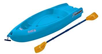 Sun Dolphin Bali 6 Foot Sit On Top Kayak review