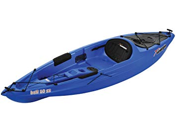 Sun Dolphin SS 10 Foot Bali Sit On Top Kayak review