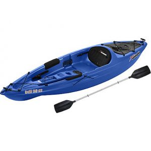 Sun Dolphin Bali SS 10-Foot Sit on top Kayak review