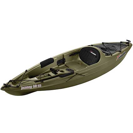 Sun Dolphin Journey 10-Foot Sit-on-top Fishing Kayak review