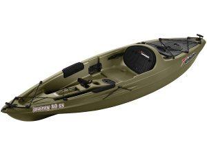 Sun Dolphin Journey Kayak For Kids