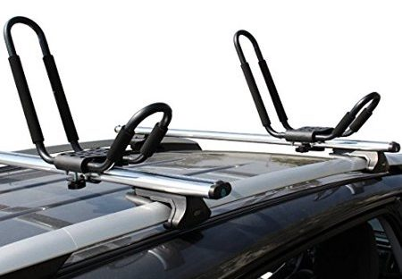 TMS J-Bar Kayak Roof Rack review