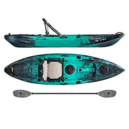Vibe Kayaks Yellowfin Recreational Sit On Top Kayak review