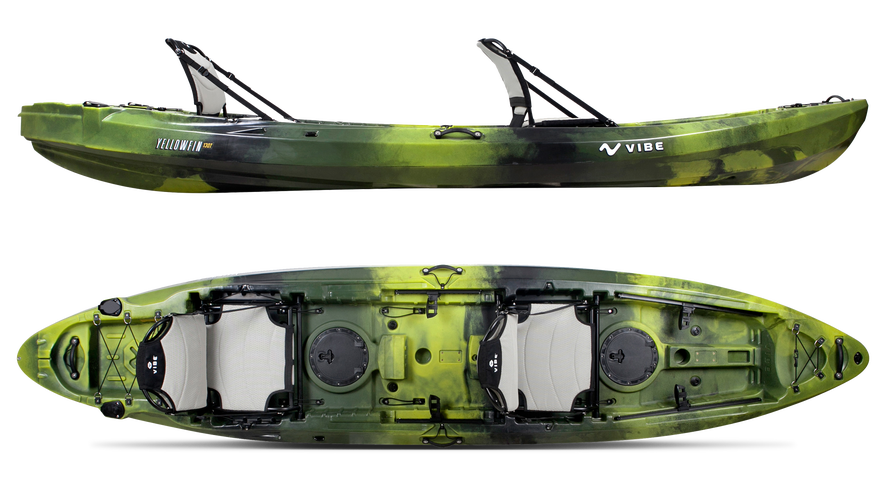 Vibe Kayaks Yellowfin 100 review