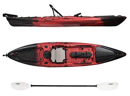 WDAM Fishing Kayak 13012.96ft Foot Sit-on Fast Fishing Kayak review