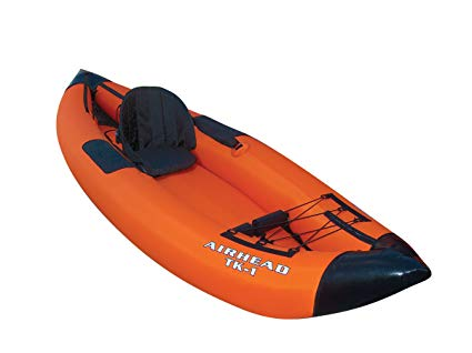 Airhead Sit On Top Travel Kayak review
