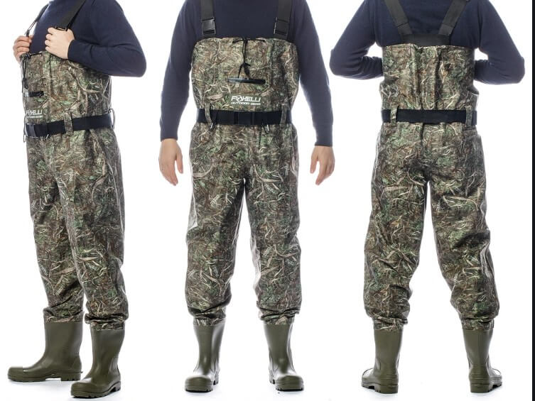 Fishing Waders With Boots