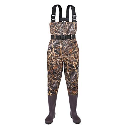 Fishingsir Fishing Chest Waders With Boots