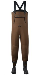 Hodgman Caster Neoprene Cleated Bootfoot Fishing Wader review