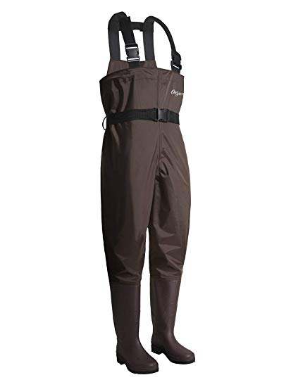 Oxyvan Waders Waterproof Lightweight Fishing Waders