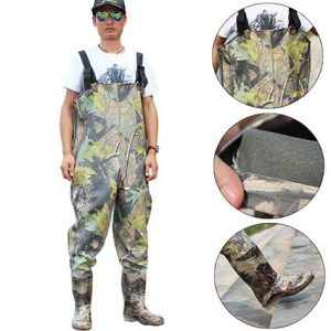 Sougayilang Waterproof Fishing Boot Waders review