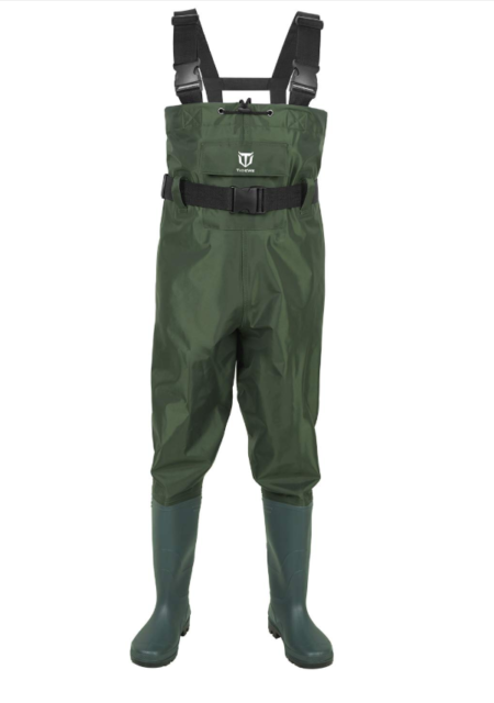 TideWe Waterproof Fishing & Hunting Waders