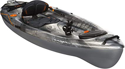 Pelican Sit-on-top Fishing Kayak Kayak 10 Feet