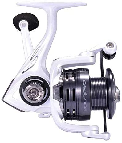 CS4 Spinning Reel, Cadence Ultralight & Fast Speed Carbon Frame Fishing Reel