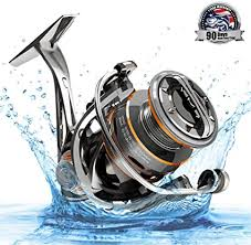 Cadence CS8 Spinning Reel, Ultralight Fast Speed Premium Magnesium Frame Fishing Reel