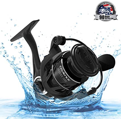 Cadence Spinning Reel-CS5 Ultralight Carbon Fiber Fishing Reel