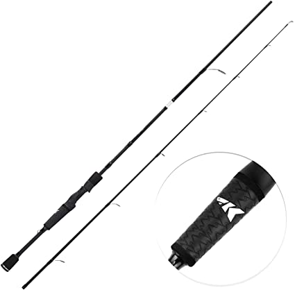 Kastking Crixus Fishing Rods, IM6 Graphite Spinning Rod & Casting Rod
