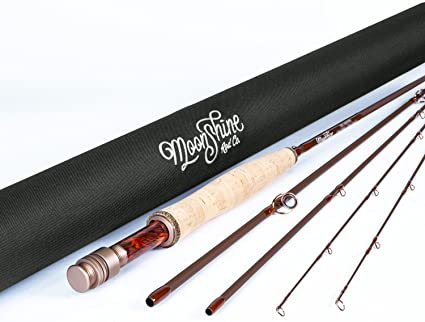 Moonshine Fly Fishing Rod- Drifter Series