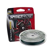 Spiderwire Stealth Superline Braid Fishing Line
