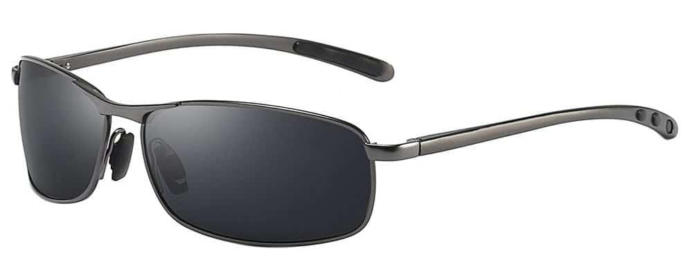 ZHILE Rectangular Polarized Sunglasses