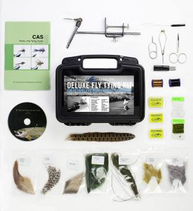 Creative Angler Deluxe Fly Tying Kit