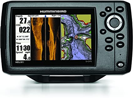 Humminbird 409640-1 Helix 5 - Sensitive and Accurate GPS
