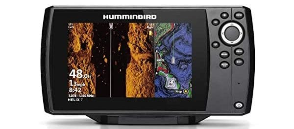 Humminbird 410950-1NAV HELIX 7 - With Navionics