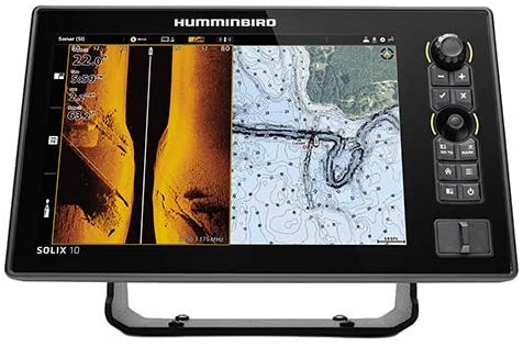 Humminbird SOLIX 12 G2- Great display