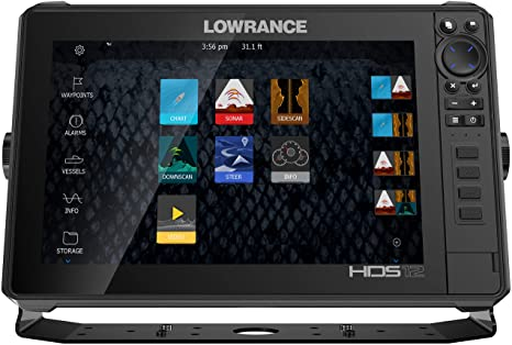 Lowrance HDS-12 Live- 3-in-1 Transducer