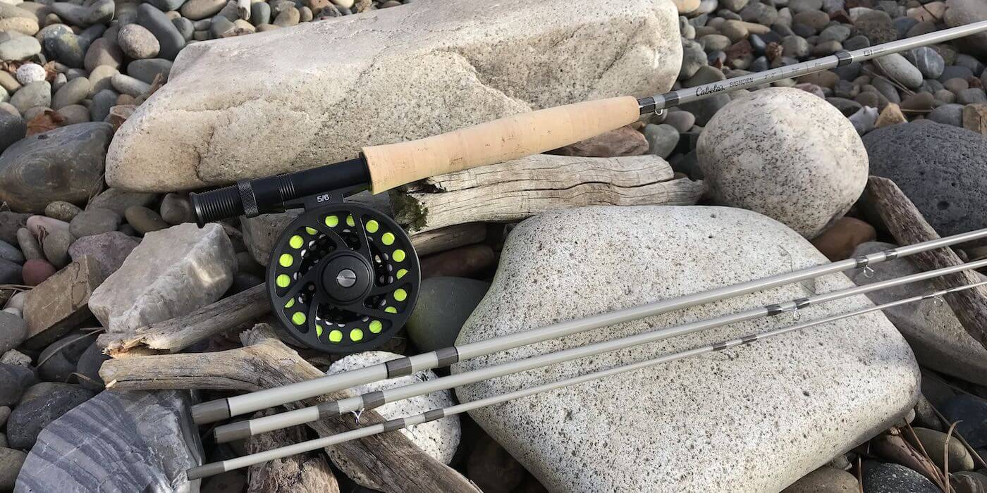Cabela's Bighorn Fly Combo