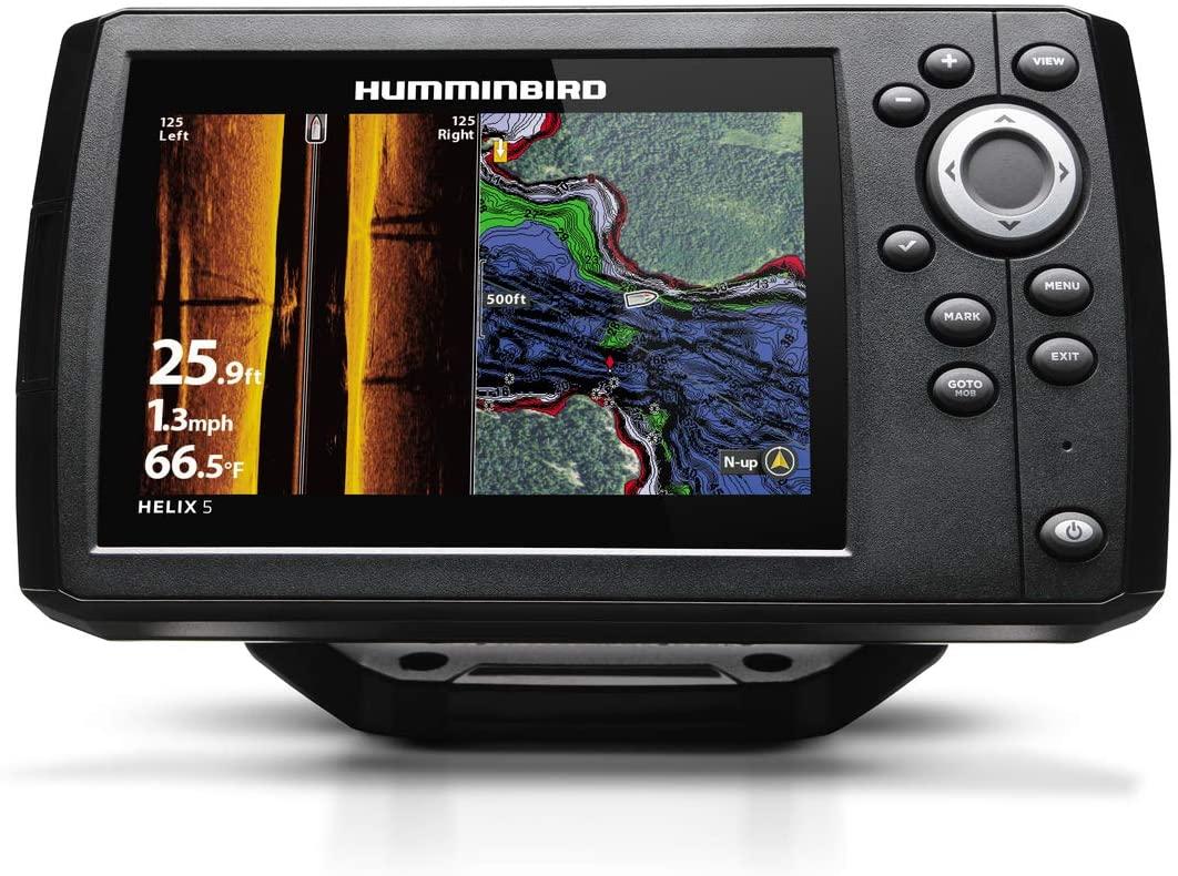 Humminbird HELIX 5 CHIRP SI GPS G2 Fish Finder