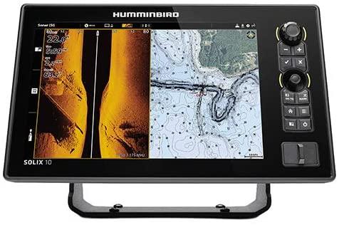 Humminbird SOLIX 12 G2- Great display