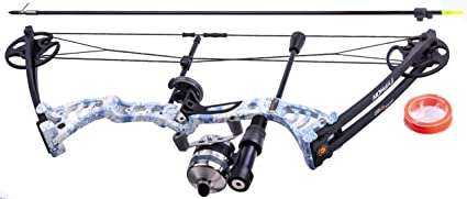 CenterPoint Typhon Compound Bow Fishing Kit