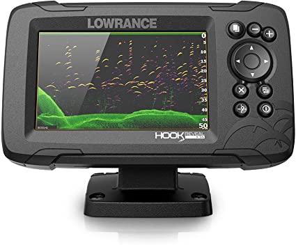 Lowrance HOOK Reveal 5 SplitShot Fish Finder