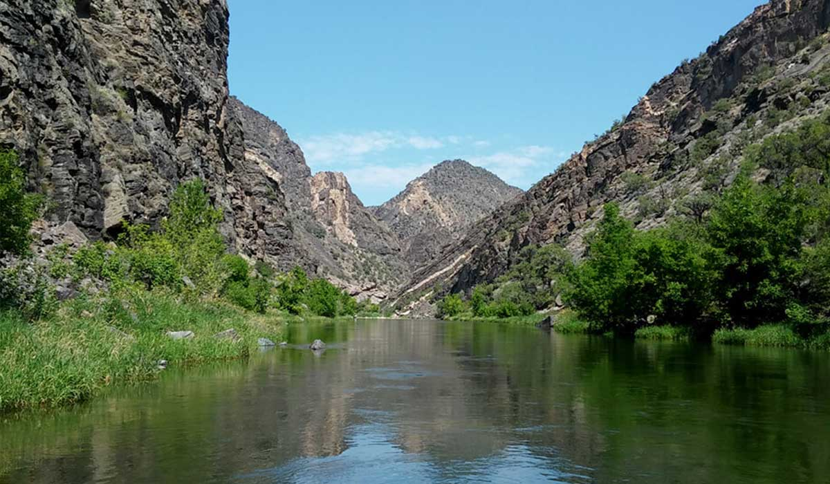 gunnison river