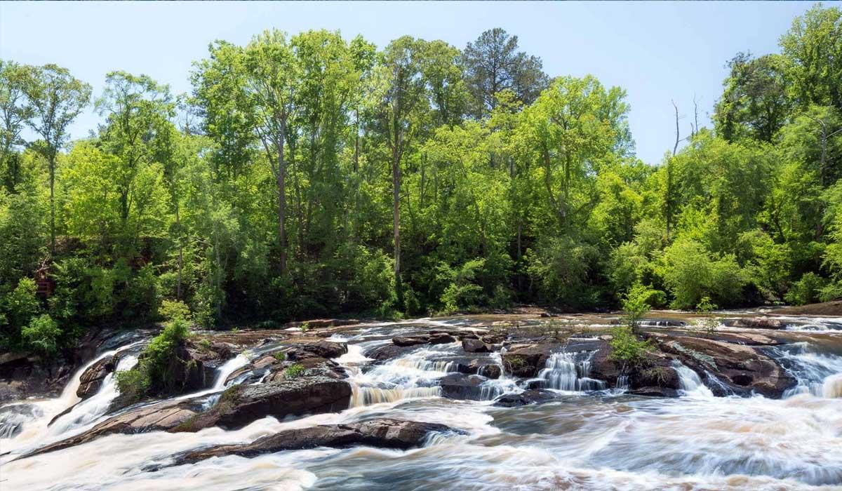 High Falls Lake Georgia