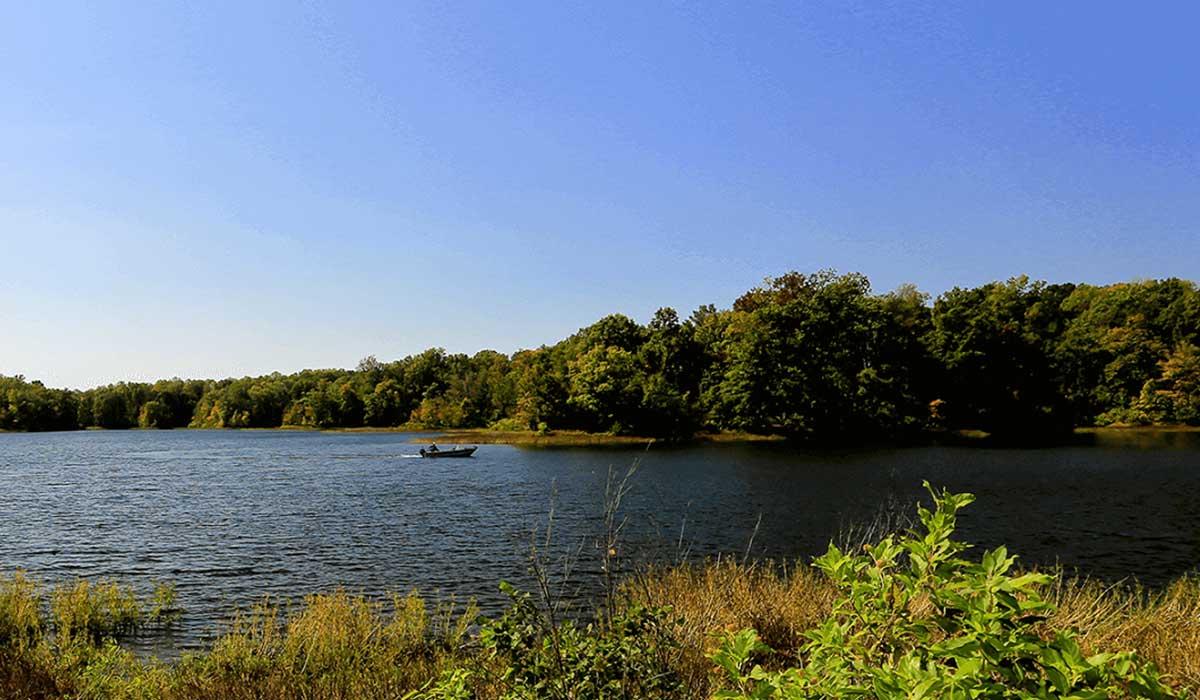 Little Grassy Lake