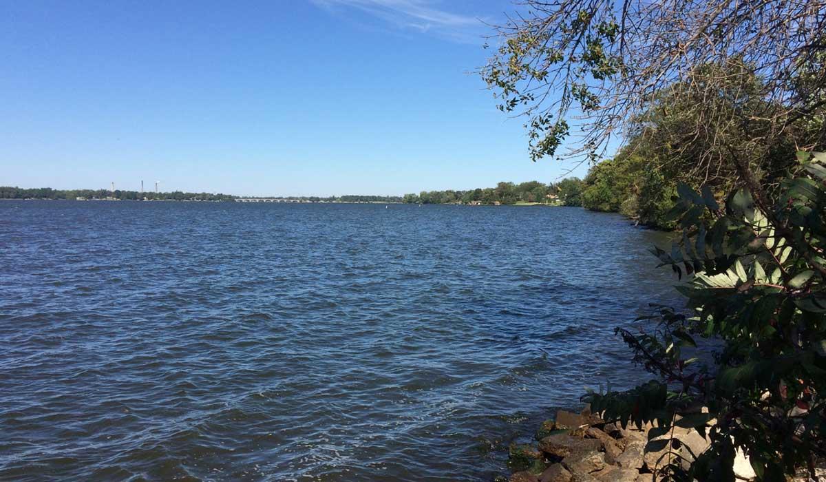 Lake Springfield Illinois