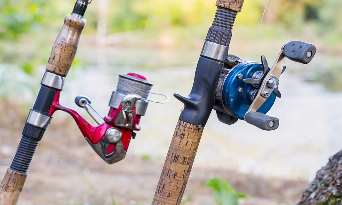 Spinning Rod Vs Casting Rod