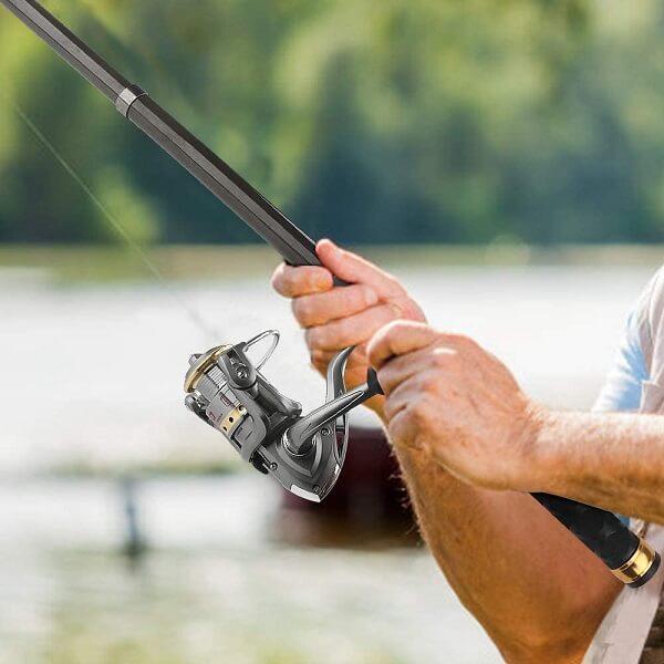 SUPSSHOP Fishing Rod Reel Combo Full Kit